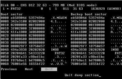 Testdisk ext4   copy files from deleted fat, exfat, ntfs