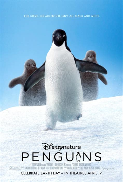 """""""Penguins"""" Review: Disneynature's Tale of Geography"""