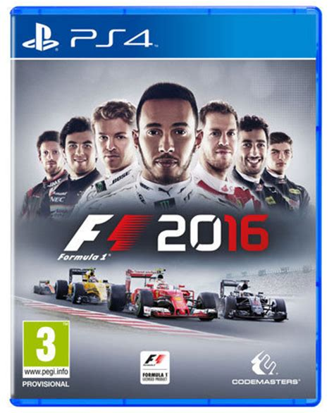 F1 2016 release date confirmed for August 19 on PS4, Xbox