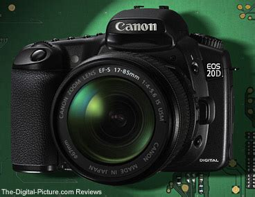 Canon EOS 20D Sample Pictures