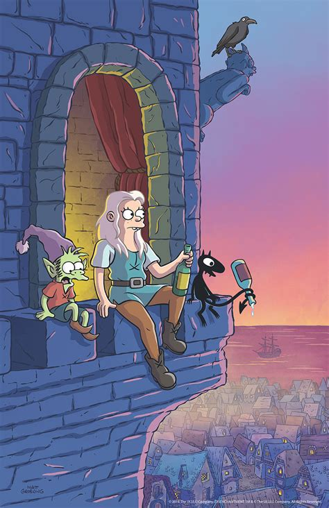 Disenchantment: Medieval Madness and Magic