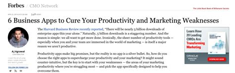 Forbes Includes Due on List of Business Apps that Cure