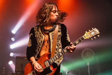 Photos from the first of Greta Van Fleet's three sold-out
