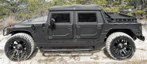 H1 Hummer - The King