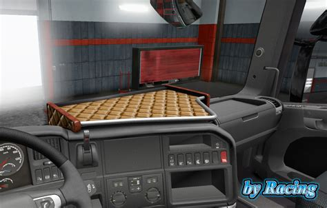 Truck Tables by Racing - SCS Software