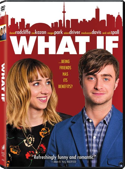 What If DVD Release Date November 25, 2014