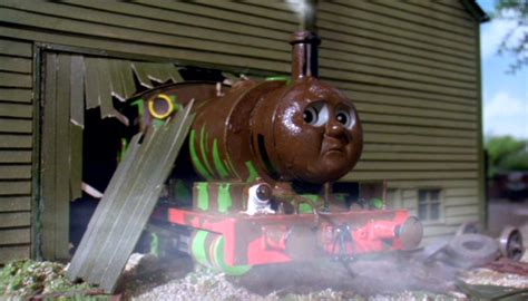 Percy's Chocolate Crunch   Thomas the Tank Engine and