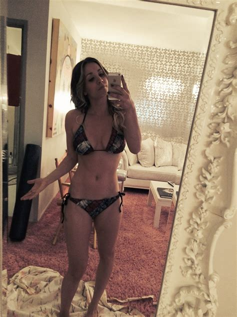 Kaley Cuoco Nude Leaked Photos and Sex Tape - Celebrity Leaks