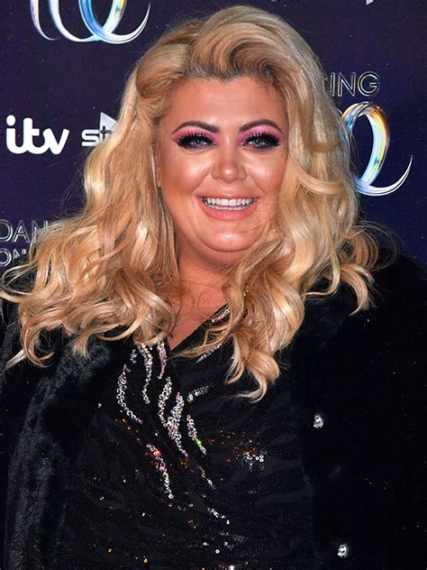 Gemma Collins admits anxiety and depression drove her to