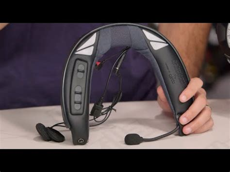Schuberth C3 Pro SRC Bluetooth System Review at RevZilla