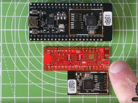 Unexpected Maker ProS2 Packs ESP32-S2 Power Into a Compact