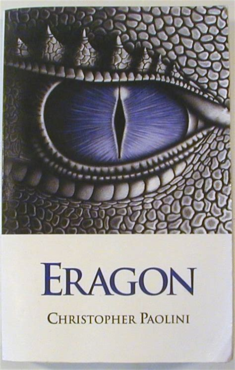 Eragon | Christopher Paolini | First edition, first printing
