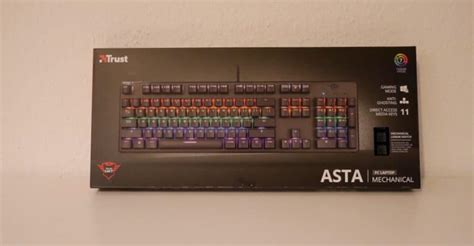Trust GXT 865 Asta Review: Mechanical and Affordable