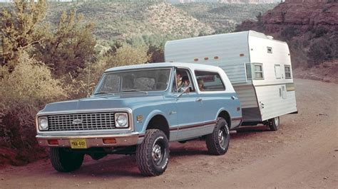 Chevy Blazer lands for 1969 to battle the Ford Bronco