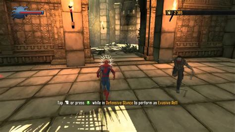 Spider-Man: Shattered Dimensions PC Gameplay *HD* 1080P