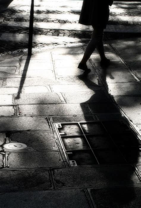 Daylight shadows - Light and shadow photography