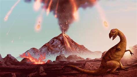 What Killed the Dinosaurs? Volcano, Asteroid, or Both