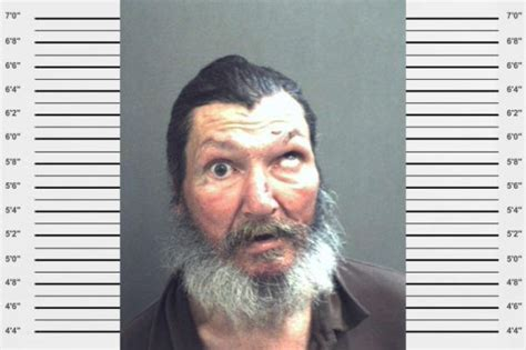 WTF Mugshots That You Won't Be Able To Unsee