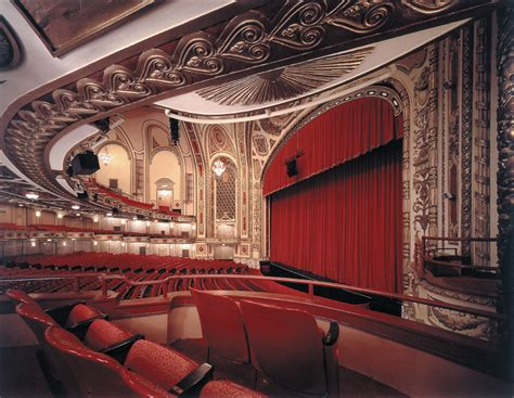 Cadillac Palace Theatre - Chicago   Broadway