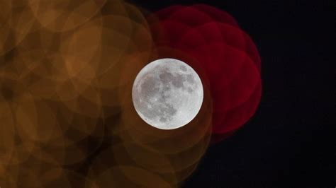 'Wolf Moon': First full moon of 2020 will also coincide