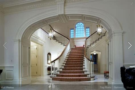 A Collection Of Y-Shaped Staircases | Homes of the Rich